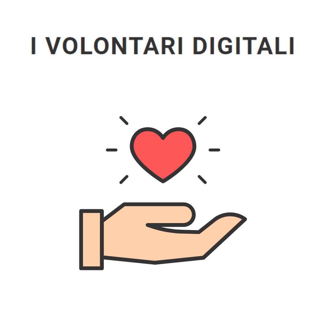 I Volontari digitali