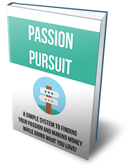 Passion Pursuit [libro in inglese]