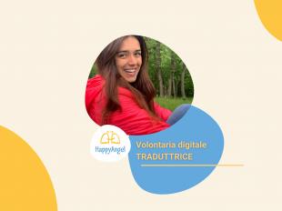 AURORA MARCHETTI, traduttrice volontaria